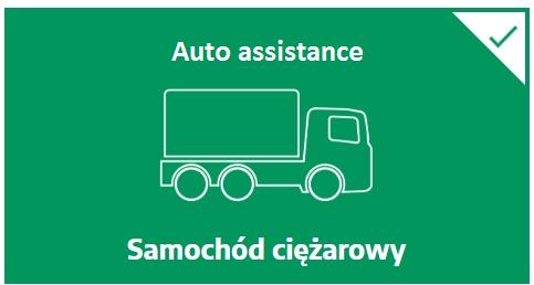 concordia auto assistance dla auta do 20 lat holowanie dostawczy ciezarowy 7 14 21 30 dni rok - Concordia Assistance
