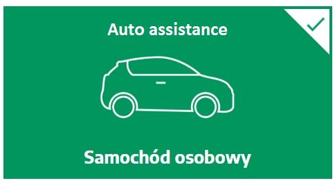 concordia auto assistance dla auta do 20 lat holowanie samochod 7 14 21 30 dni rok - Generali Assistance do 10% taniej
