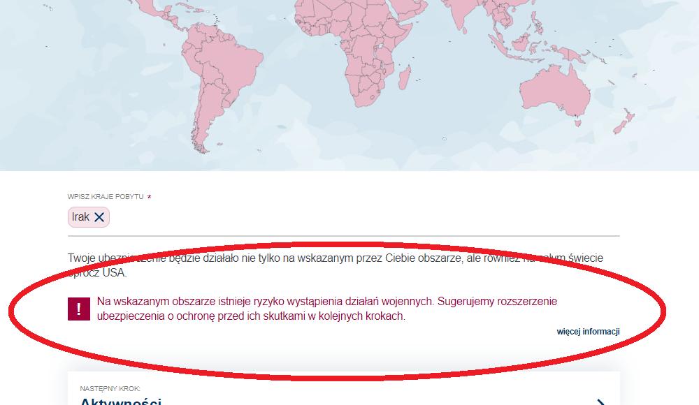 """informacja o działaniach wojennych - Kod rabatowy Warta """"PROMOCJA"""" - MEGA zniżka"""