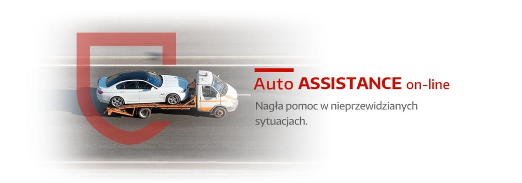 Kod rabatowy Concordia na ubezpieczenie auto assistance krótkoterminowy - Kup polisę online