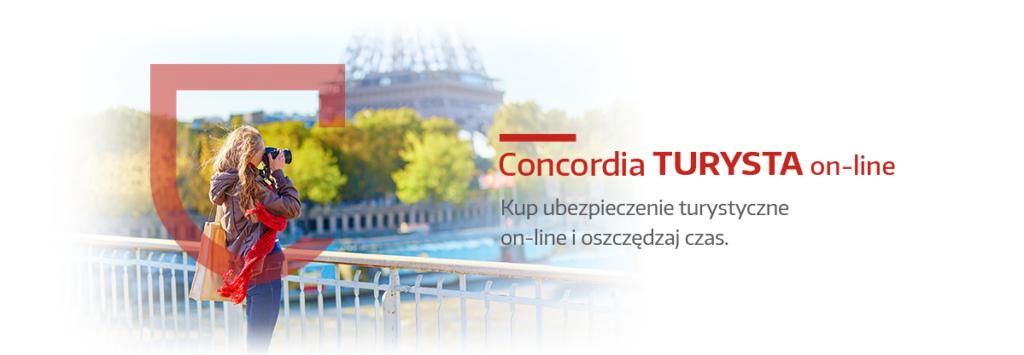 Kod rabatowy Concordia na ubezpieczenie turystyczne online to: 089189A