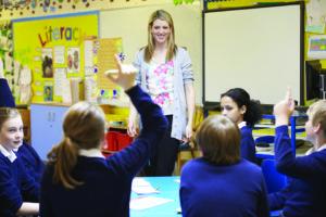 Ubezpieczenie OC dla nauczycieli jest potrzebne w pracy z dziećmi