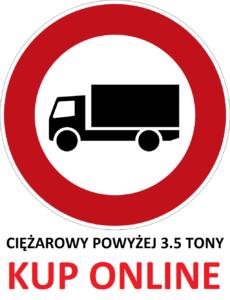 Ubezpieczenie samochodu ciężarowego powyżej 3.5 tony